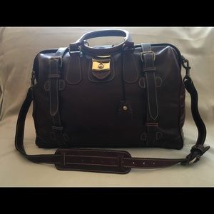 Holland Sport Bags - Holland Sport leather bag